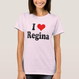 I Love Regina, Canada T-Shirt