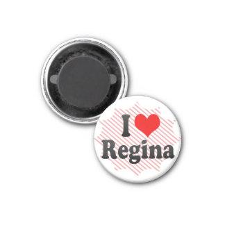 I love Regina Magnet