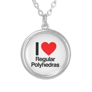 i love regular polyhedras necklaces