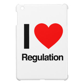 i love regulation iPad mini covers