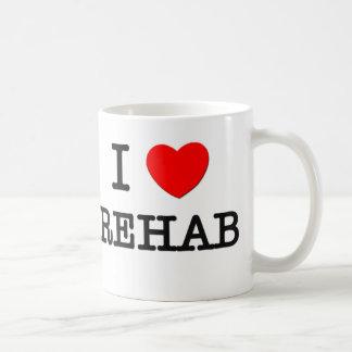 I Love Rehab Coffee Mug