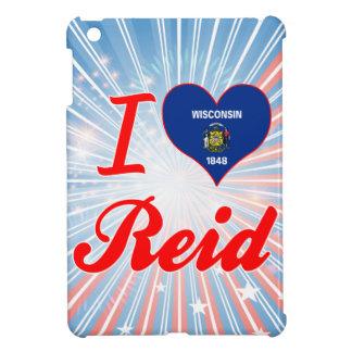 I Love Reid, Wisconsin iPad Mini Cases