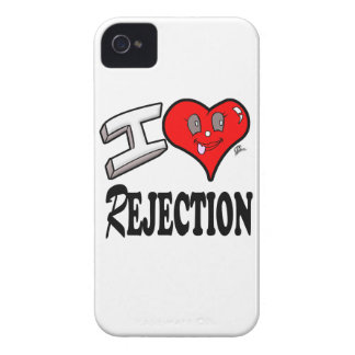 I love Rejection iPhone 4 Case