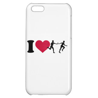 I love relay race cover for iPhone 5C
