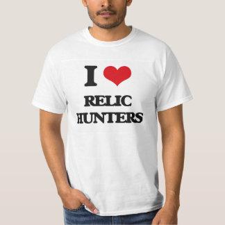 I Love Relic Hunters Shirts