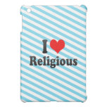 I love Religious iPad Mini Covers