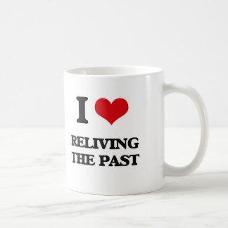 I Love Reliving The Past Coffee Mug