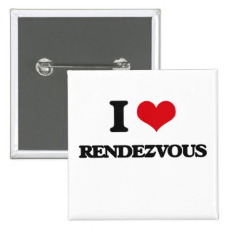 I Love Rendezvous Pins
