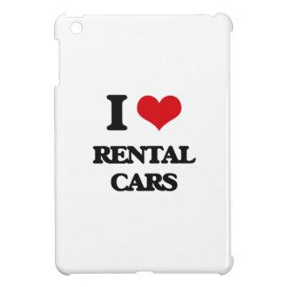 I Love Rental Cars Case For The iPad Mini