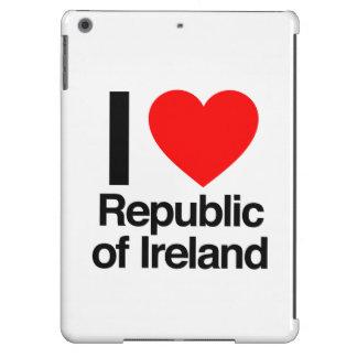 i love republic of ireland iPad air cover