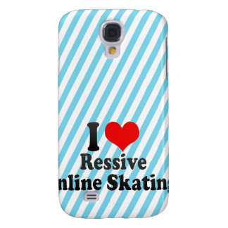 I love Ressive Inline Skating Galaxy S4 Covers