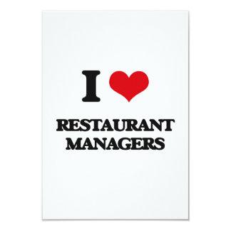I love Restaurant Managers Custom Invite