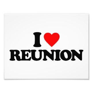 I LOVE REUNION PHOTO ART