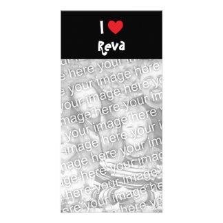 I Love Reva Card