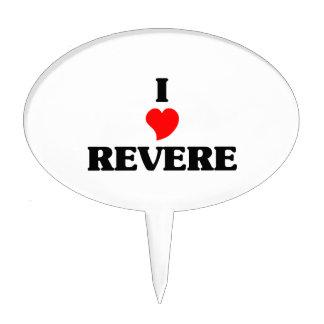 I love Revere Cake Pick