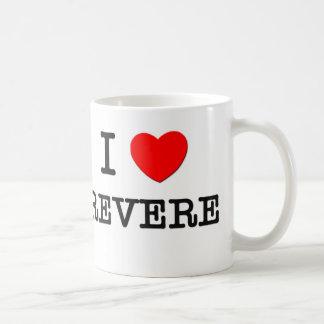 I Love Revere Massachusetts Coffee Mug