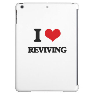 I Love Reviving Cover For iPad Air
