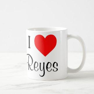 I Love Reyes Mug