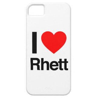 i love rhett iPhone 5 cover