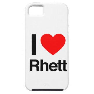 i love rhett iPhone 5 cases
