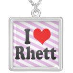 I love Rhett Custom Jewelry