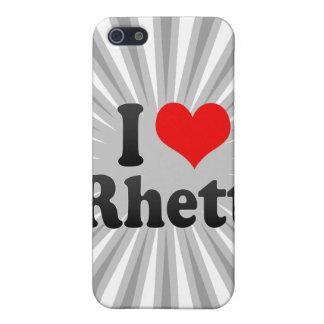 I love Rhett iPhone 5 Covers