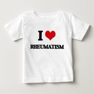 I Love Rheumatism T-shirts