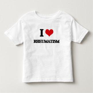 I Love Rheumatism Tshirts