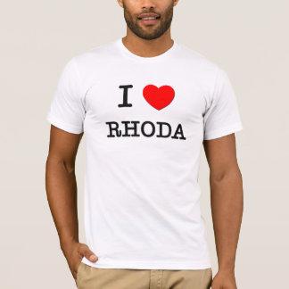 I Love Rhoda T-Shirt