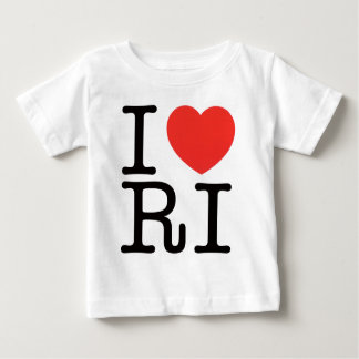 I LOVE RHODE ISLAND 2 BABY T-Shirt