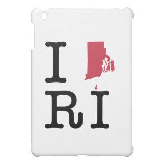 I Love Rhode Island iPad Mini Cases