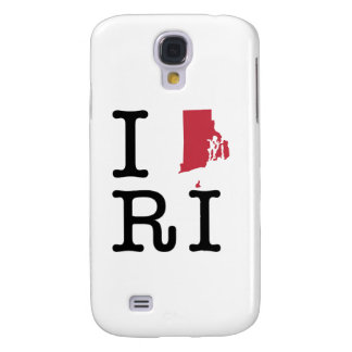 I Love Rhode Island Samsung Galaxy S4 Case