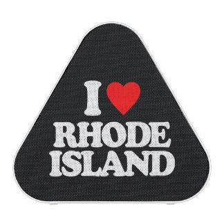 I LOVE RHODE ISLAND SPEAKER