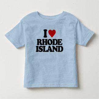 I LOVE RHODE ISLAND TEE SHIRTS