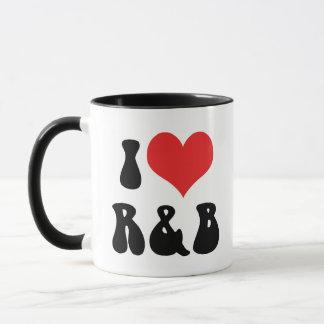 I Love Rhythm & Blues Mug