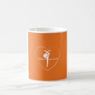 I love rhythmic gymnastic mug