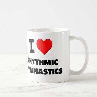 I Love Rhythmic Gymnastics Mug