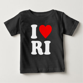 I LOVE RI BABY T-Shirt