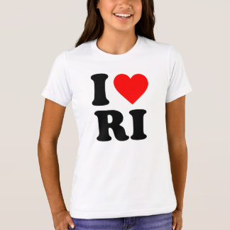 I LOVE RI T-Shirt