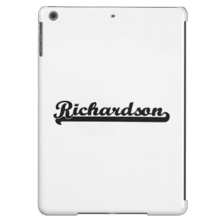 I love Richardson Texas Classic Design Cover For iPad Air