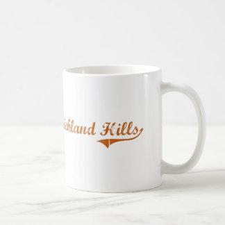 I Love Richland Hills Texas Classic White Coffee Mug