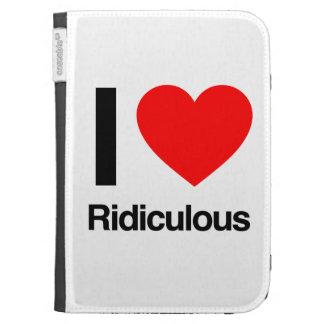 i love ridiculous kindle 3 covers