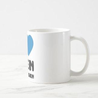 I Love 'Rien' I'm Parisien :) Coffee Mug