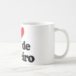 I Love Rio de Janeiro Coffee Mug