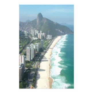 I Love Rio de Janeiro Custom Stationery