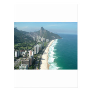 I Love Rio de Janeiro Postcard