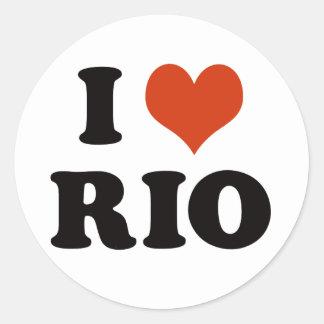 I love Rio De Janeiro