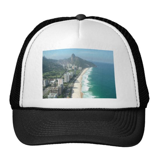 I Love Rio de Janeiro Trucker Hat