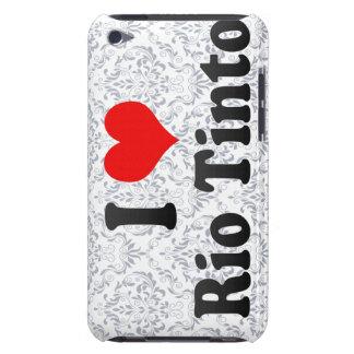 I Love Rio Tinto, Portugal iPod Touch Cover