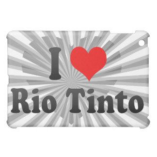 I Love Rio Tinto, Portugal iPad Mini Cases